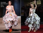 """Sex And The City 2"" Japan Premiere - Sarah Jessica Parker In Vivienne Westwood"