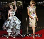Best Dressed Of The Week - Sarah Jessica Parker In Vivienne Westwood & Anna Wintour In Erdem