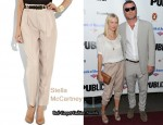 In Naomi Watts' Closet - Stella McCartney Cropped Pants