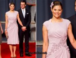 Crown Princess Victoria of Sweden's Wedding Weekend
