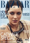 Marion Cotillard For Harper's Bazaar UK August 2010