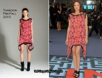 """Inception"" London Premiere - Marion Cotillard In Thakoon"