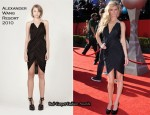 2010 ESPY Awards - Marisa Miller In Alexander Wang