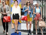 Celebrities Love...Mulberry Neely Tote