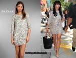 In Jennifer Love Hewitt's Closet - Parker Sequin Dress