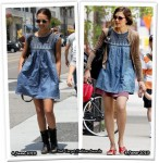 Who Wore Isabel Marant Better? Jessica Alba or Maggie Gyllenhaal
