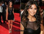 2010 ESPY Awards - Emmanuelle Chriqui In BCBG Max Azria