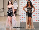 The F1 Party - Tamara Ecclestone In Julien Macdonald