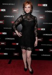 """Mad Men"" Season 4 Premiere – Christina Hendricks In Dolce & Gabbana"
