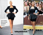 X Factor Manchester Auditions – Nicole Scherzinger In Victoria Beckham Again