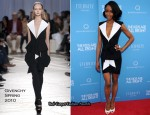 """The Kids Are All Right"" New York Premiere – Yaya DaCosta In Givenchy"