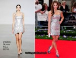 """The Twilight Saga: Eclipse"" London Premiere - Ashley Greene In L'Wren Scott"