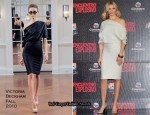 """Knight And Day"" Mexico Premiere - Cameron Diaz In Victoria Beckham Collection"