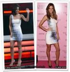 Who Wore Hervé Léger by Max Azria Better? Cheryl Cole or Alessandra Ambrosio
