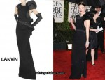 In January Jones' Closet - Lanvin Ruffle Dress