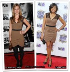 Who Wore Tracy Reese Better? Julia Stiles or Taraji P. Henson