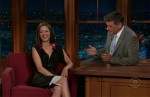The Late Late Show with Craig Ferguson - Marion Cotillard In Vionnet