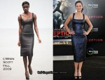 """Inception"" LA Premiere - Marion Cotillard In L'Wren Scott"