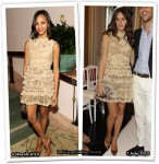Who Wore Valentino Better? Zoe Saldana or Olivia Palermo