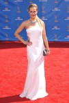 2010 Emmy Awards - Julie Benz In Pamella Roland
