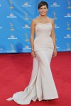 2010 Emmy Awards - Mariska Hargitay In Vera Wang