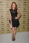 2010 Entertainment Weekly And Women In Film Pre-Emmy Party – Jayma Mays In Porcelain
