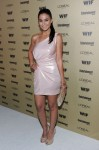 2010 Entertainment Weekly And Women In Film Pre-Emmy Party - Emmanuelle Chriqui In David Meister