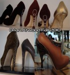 "Brian Atwood Fall 2010 – ""It's All About The Heel"""