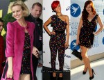 Celebs Go Dotty For D&G