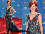 2010 Emmy Awards - Carrie Preston In Makoto Takada