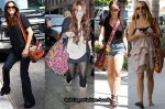 Celebrities Love Simone Camille Bags