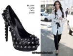 In Kim Kardashian's Closet - Ruthie Davis Studded Pumps