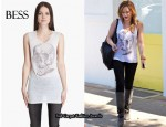 In Hilary Duff's Closet - Bess SSEB T-Shirt