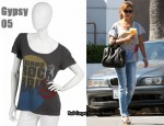 In Vanessa Minnillo's Closet - Gypsy 05 Bubble Soul Tee