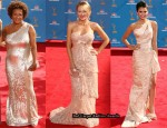 2010 Emmy Awards - Celebs In Nude Zuhair Murad