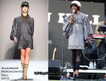 7th Annual Rock The Bells Festival – Lauryn Hill In Alexandre Herchcovitch