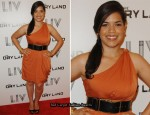 """The Dry Land"" Miami Premiere - America Ferrera In Catherine Malandrino"
