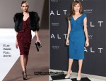 """Salt"" Berlin Photocall - Angelina Jolie In Elie Saab"