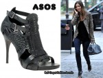 In Jessica Biel's Closet - All Saints Leotie Heel Sandals