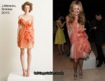 9th Annual InStyle Summer Soiree - Cat Deeley In J. Mendel