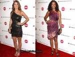 "2nd Annual ""Give & Get Fete"" - Audrina Patridge & Garcelle Beauvais In David Meister"