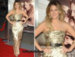 """Going The Distance"" LA Premiere - Drew Barrymore In Malandrino"