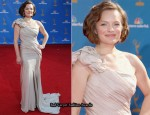 2010 Emmy Awards - Elisabeth Moss In Donna Karan