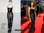 2010 Emmy Awards - Julianna Margulies In L'Wren Scott