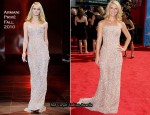 2010 Emmy Awards - Claire Danes In Armani Privé