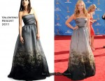 2010 Emmy Awards - Toni Collette In Valentino