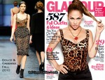 Jennifer Lopez For Glamour US September 2010