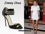 In Whitney Port's Closet - Jimmy Choo 'Jenna' Sandals