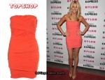 In Stephanie Pratts' Closet - Topshop Bandage Dress