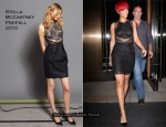 Runway To Sidewalk - Rihanna In Stella McCartney